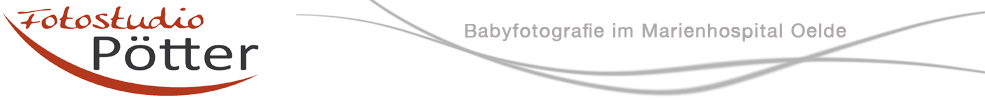 Foto Pötter GmbH - Babyfotografie im Marienhospital Oelde
